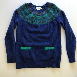 Vinyard Vines Lambs Wool Sweater, Sz M